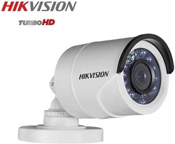 Day & Night Hikvision 1 MP CCTV Bullet Camera, Max 4W