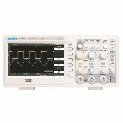 SMO502 Digital Storage Oscilloscope