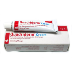 Quadriderm Cream At Best Price In India