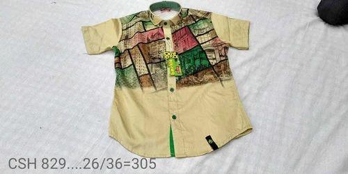9d7ea43d Cool Colour Half Shirt - Children Shirt Manufacturer from Kolkata