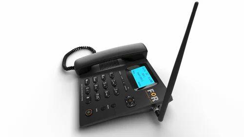 Landline Phone With Sim Card Slot