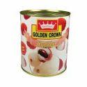 Golden Crown Tin Packaging  Lychee