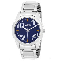 Cooltrendy Casual David Martin Blue Dial Men's Analog Watch