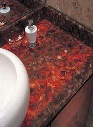 Red Carnelian Vanity Counter