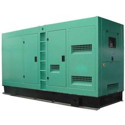 320 KVA Used Silent DG Set