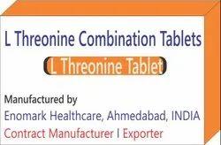 L Threonine Tablet