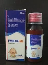 Ofloxacin Metronidazole Suspension