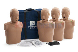 Prestan Child CPR Training Manikin With CPR Monitor