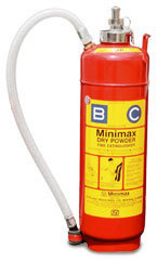Dry Chemical Powder Fire Extinguishers