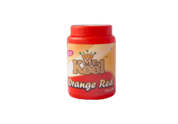Orange Red Food Color Powder