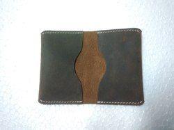 Buffalo Leather Card Case