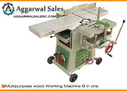 Wood Planer Machine