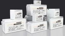 Lead Acid Battery Amaron Quanta SMF Batteries, 12v, Warranty: 2 years