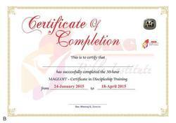 Certificates Printing Service