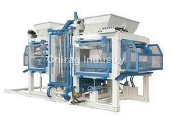 Hydraulic Fully Automatic Solid Block Making Machine