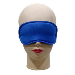 Blue Cotton Eye Mask