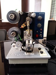 Hot Foil Manual Ribbon Coder 3 Lines (Motorised)