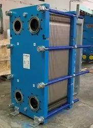 Mild Steel Tranter Heat Exchanger, For Power Plant