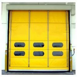 Industrial High Speed Doors