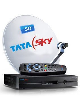 Tata Sky Normal Setup Box With 1 Year Ultra Hd Pack Rs 7600 Piece