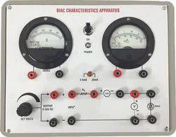 DIAC Characteristics Apparatus