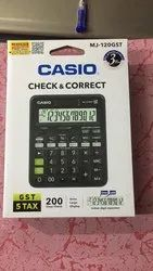 Casio GST Calculator