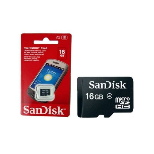 5da62c66264 SanDisk 16GB Memory Card at Rs 350  piece