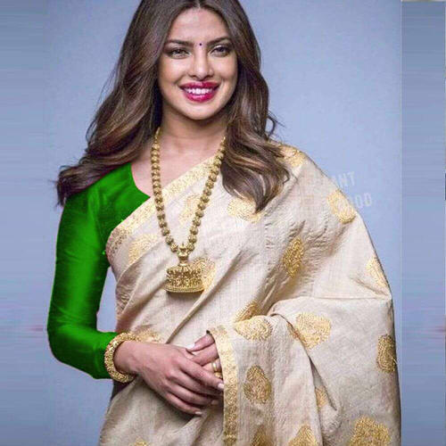 a77a6bb146 Silk South Indian Saree With Blouse Piece, Length: 6.3 M, Rs 500 ...