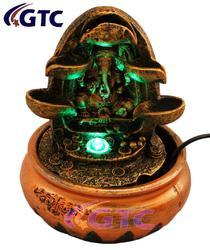 Lord Ganesha Water Fountain  for Home Decorative (ITN-9602).