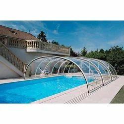 Pool Enclosure Structure