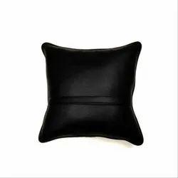 Plain Rexine Foam Filled Car Seat Cushion Micro fiber
