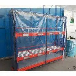 Fixture Storage Roller Rack
