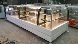 Display Counter And Commercial Chiller