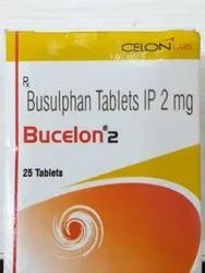 Bucelon 2 Busulphan 2mg Cancer tablets