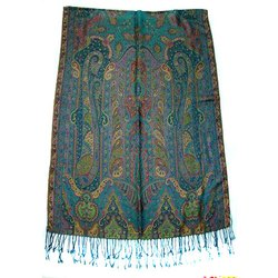 Indian Silk Shawls