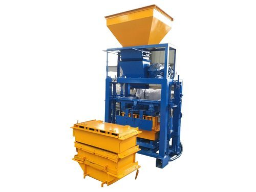 SV-800 Semi Automatic Fly Ash Brick Making Machine, Capacity: 1000-1500 Piece per hour