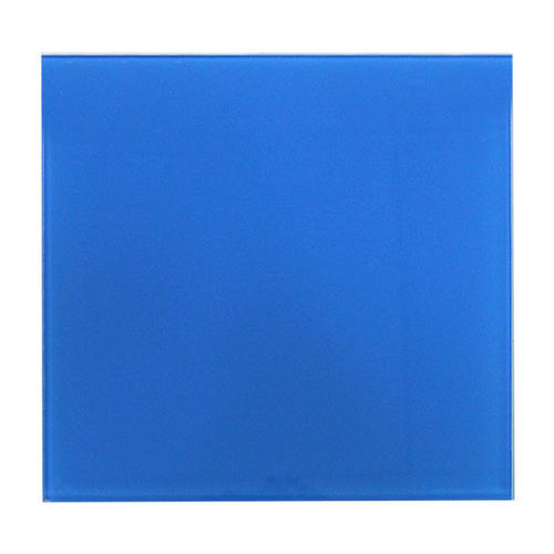 Sky Blue Ceramic Lacquered Glass, for Promotional Use