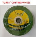 Yuri 5 inch cutting wheel
