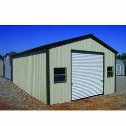Dairy Factory Shed
