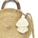 Fashion Designer Handbag Wholesale Jute Bag Custom