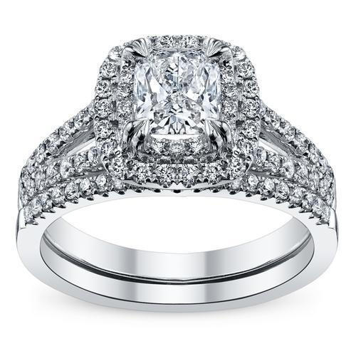 Gemone Designer Diamond Engagement Ring In 14k White Gold Size Resizable Rs 22000 Piece Id 6797034588