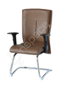 Leatherite VC - Visitor Chair