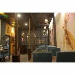 Modern Restaurant Interior Designing Service