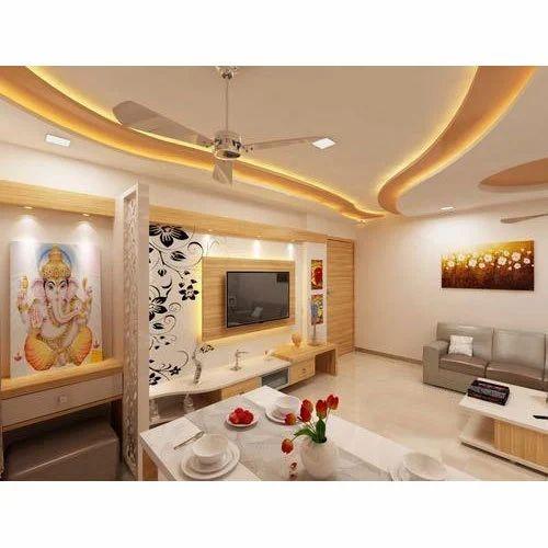Flat interior designing service