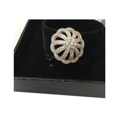 Diamond Ring And Box