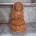 Handicraft Wooden Buddha Statue