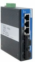 IES215-2F Industrial Unmanaged Fast Ethernet Switch