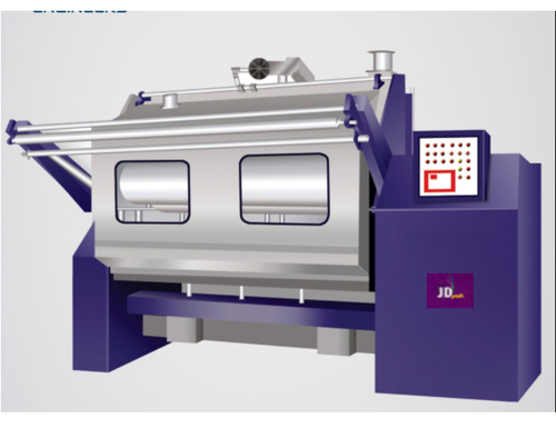 Textile Jigger Machine for Dyeing Purposes