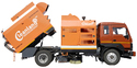 Truck Mounted Sweeper for Highways
