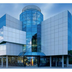 Exterior Structural Glazing Service